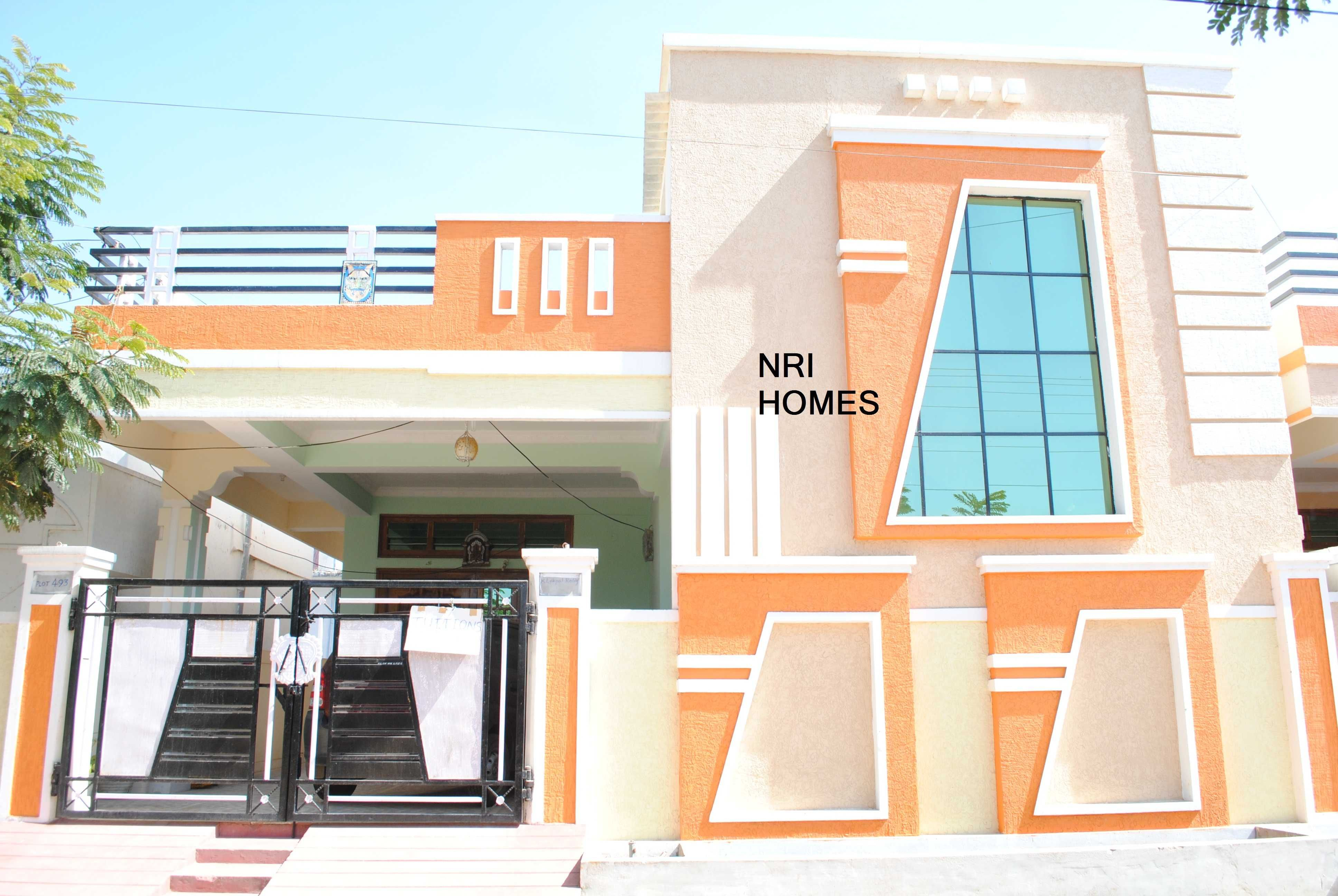 Home Decor Elevations Of Independent Houses P Elevation Trends And Enchanting Elevations Of Ind House Elevation Small House Elevation Design Independent House