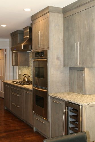 Best Modern Home Grey Cabinets Design Pictures Remodel Decor 400 x 300