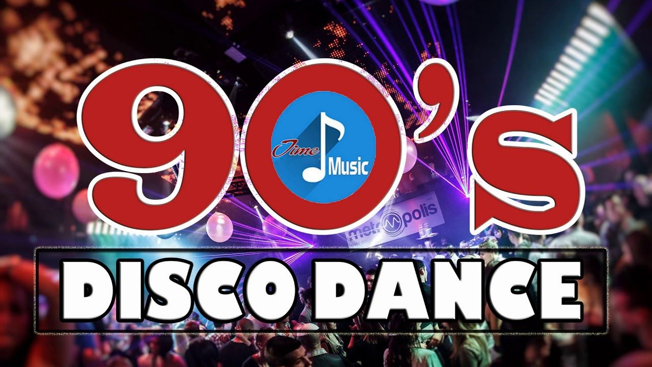 Greatest 90's Disco Hits Best Disco of The 90's Dance