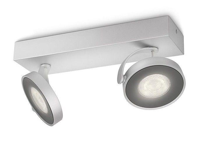 Philips myliving clockwork 531724816 led plafondlamp lampen wände