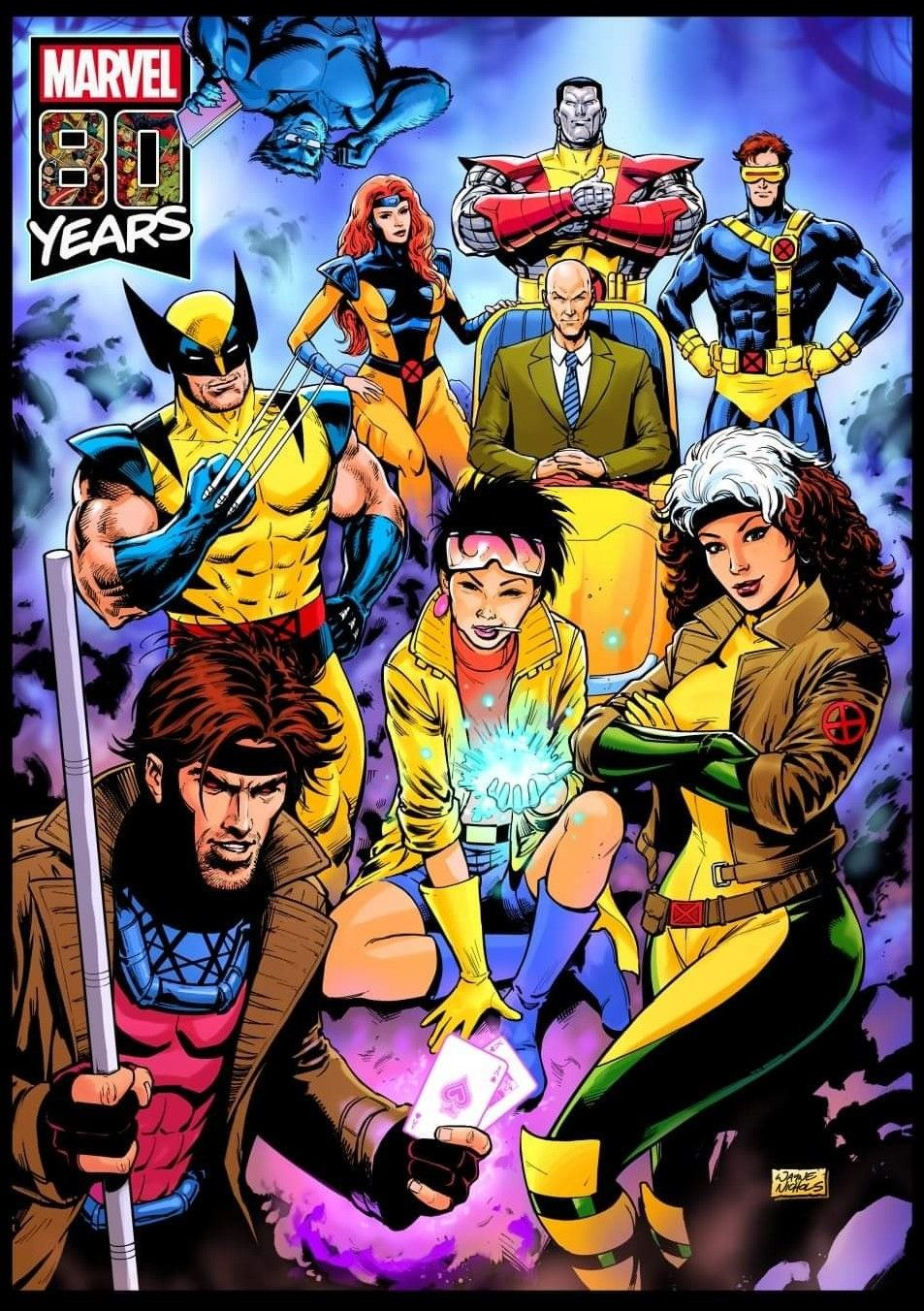 Pin By Laurent On Comic Historieta Superhero Comic X Men Comics