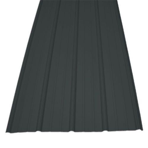Best Premium Pro Rib Steel Panel Midnight Gray Steel Panels Metal Roof Steel Siding 400 x 300