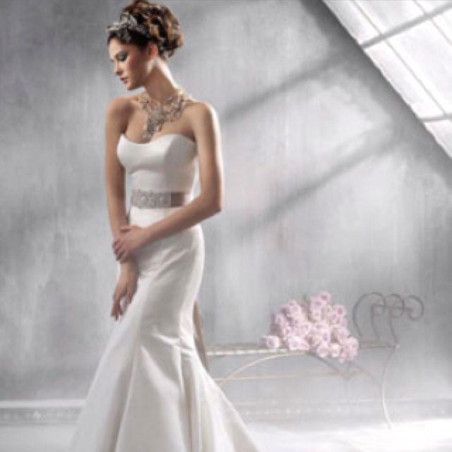 My dream wedding dress.