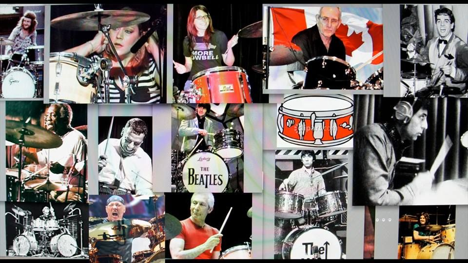 My Drummers Collage