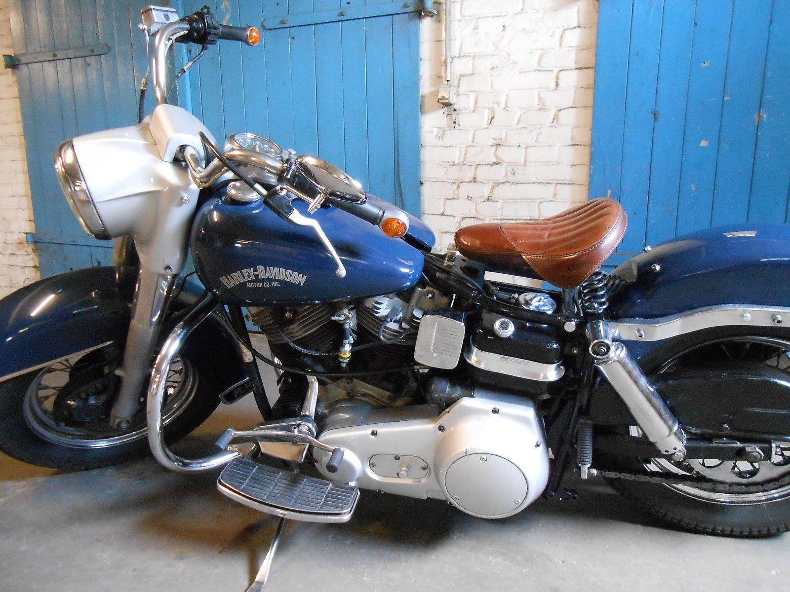 Harley Davidson E