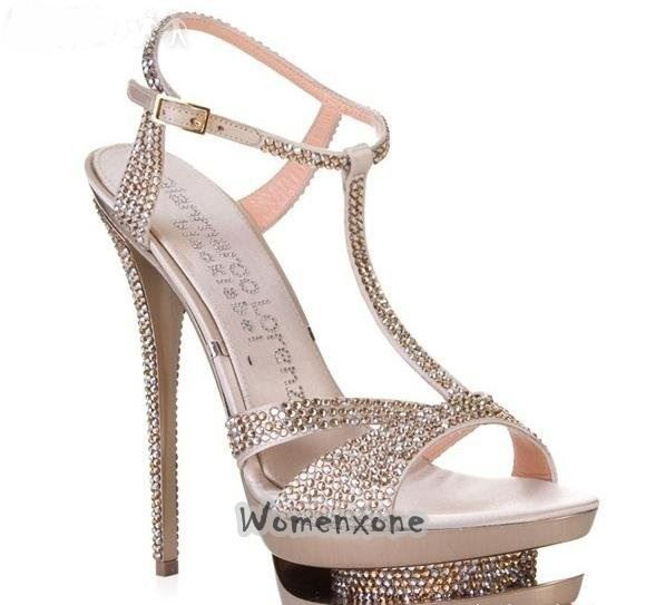 Bridal Shoes Expensive: Most Expensive Diamond High Heel Shoes