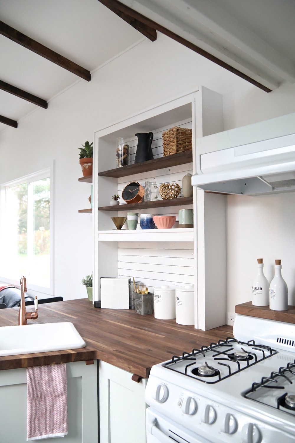 Pacific Getaway by Handcrafted Movement | Bowl sink, Refrigerator ...