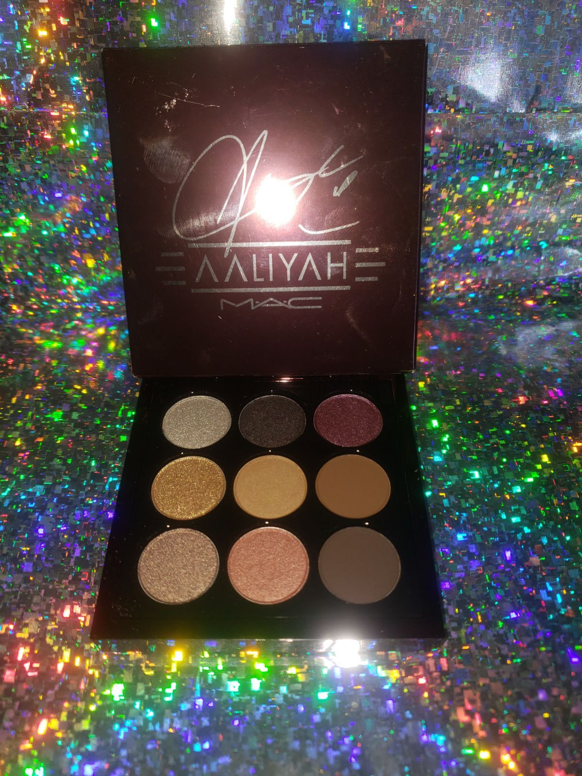 New in Box Mac Aaliyah (With images) Mac cosmetics
