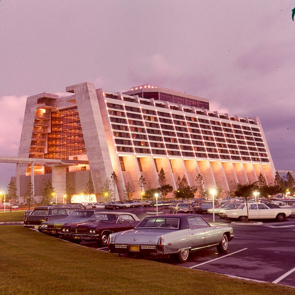 Yodaprod: The Contemporary Resort At