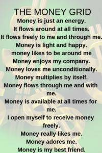 The Money Grid - Nilofer Safdar