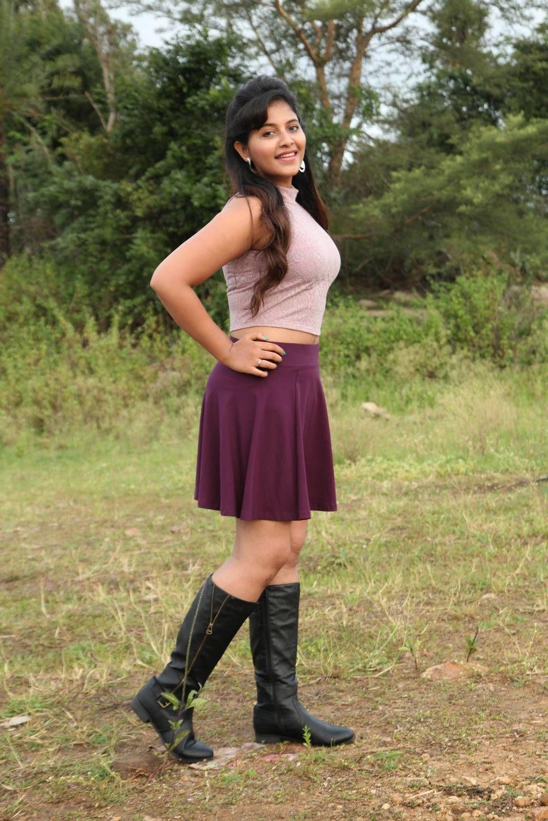 Actress Anjali Latest Stills From Chitrangada Telugu Movie