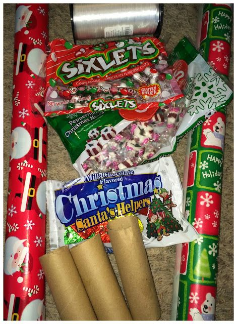 Make your own holiday candy poppers christmas diy crafts make your own holiday candy poppers christmas diy crafts solutioingenieria Images
