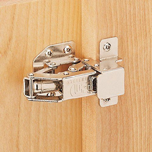 90 176 Surface Mount Totally Concealed Face Frame Hinge