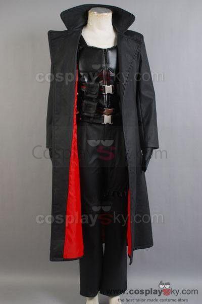 Blade Wesley Snipes Cosplay Costumes Vampire Slayer Vest Suit Halloween Uniform: