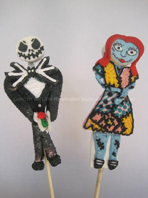 Jack & Sally Inspired