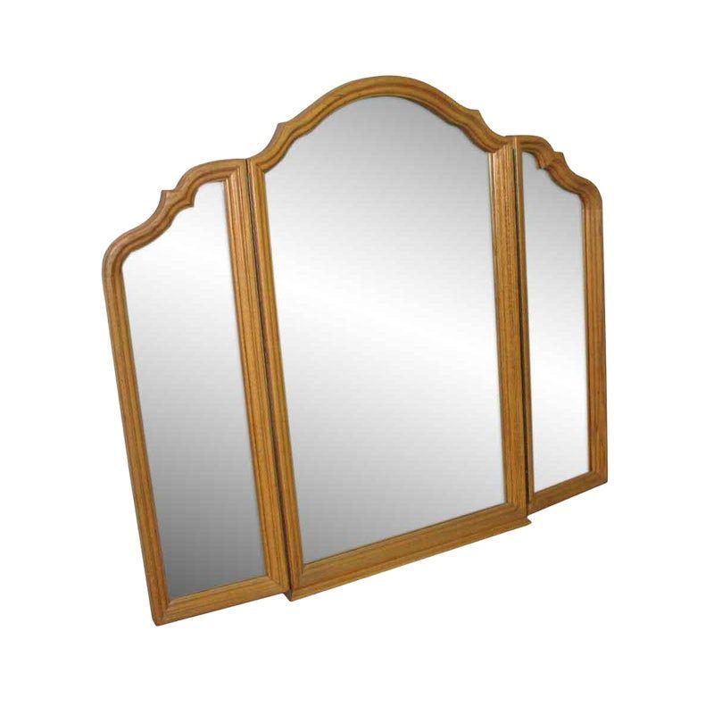 Tri Fold Dresser Mirror In 2020