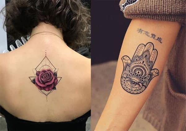 50 Tatuajes Femeninos Y Delicados Que Amarás Tatus Tatuajes