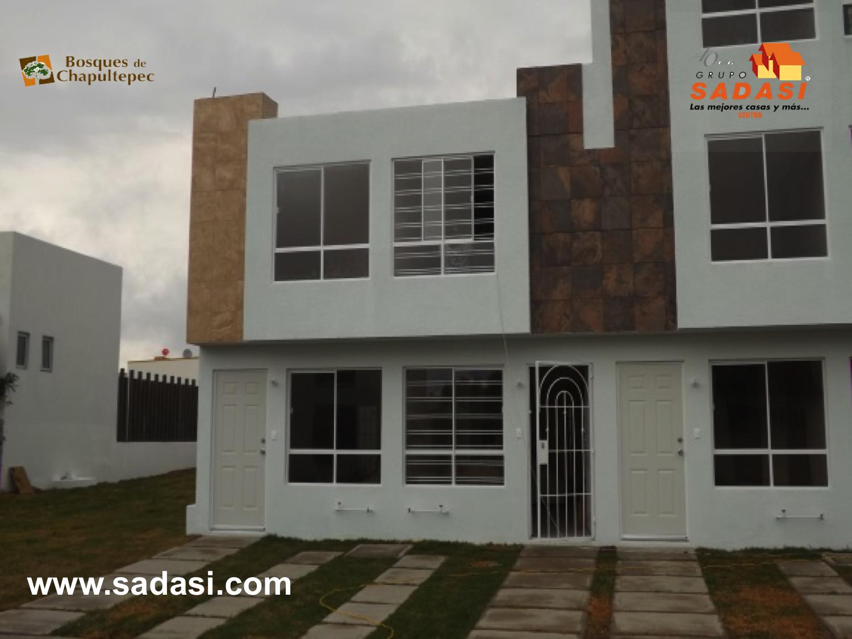 #conjuntoshabitacionales LAS MEJORES CASAS DE MÉXICO. Si desea vivir con estilo y confort, lo invitamos a adquirir su casa en BOSQUES DE CHAPULTEPEC nuestro desarrollo de Grupo Sadasi en Puebla. El modelo Bosques Plus, es una hermosa residencia de dos pisos en un terreno de 78 m2 con una construcción de 92 m2 y usted puede adquirirla desde $968,000.00 en pago de contado. En Grupo Sadasi, nuestros asesores le atenderán con gusto para adquirir su nuevo hogar. ddominguez@sadasi.com
