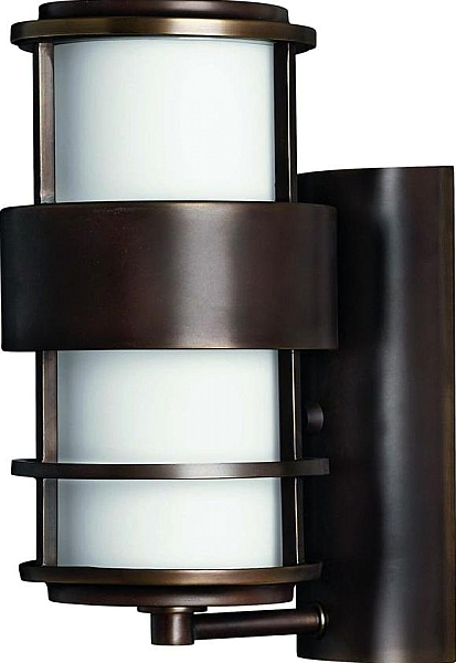 Hinkley Saturn 12 Led Outdoor Wall Sconce Metro Bronze Lighting Lights Outdoorlights Outdoor Wall Lantern Outdoor Walls Outdoor Wall Lighting