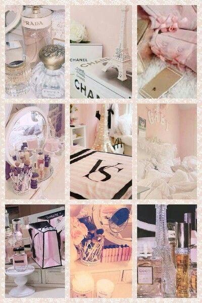 Gabi Demartino's room! Love!
