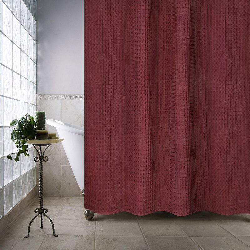 Blue Shower Curtains, 96 Inch