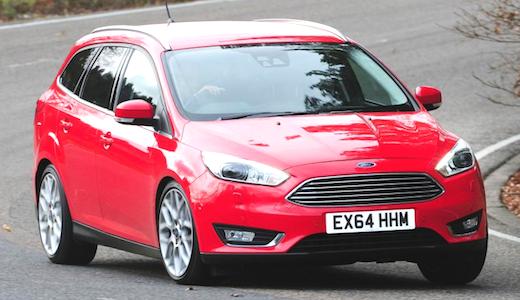 2017 Ford Focus Zetec Estate Release Date Ford Focus Estate Boot