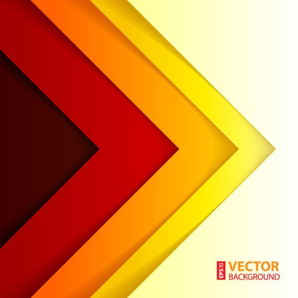 Download Free Colorfu Triangle Vector Background Under The Categoryies At
