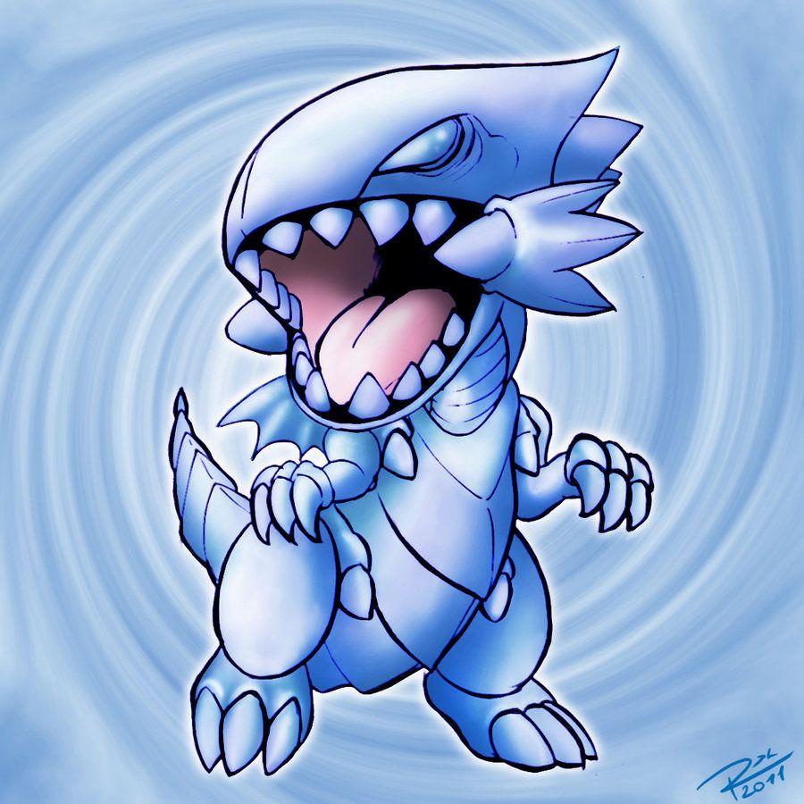 blue eyes white dragon moonlight artwork dragons pinterest