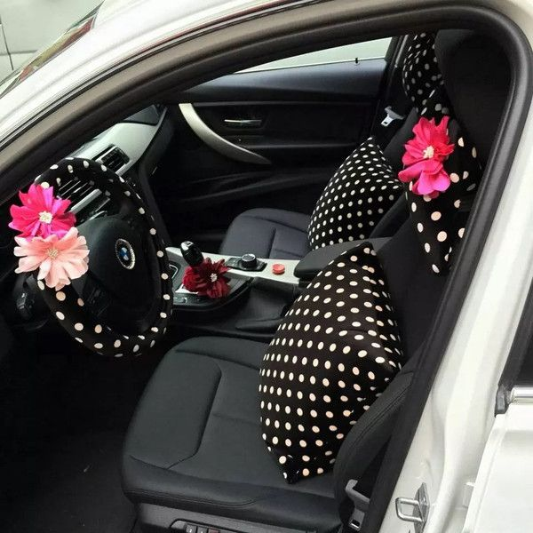 Where Can A Girl Who Absolutely Loves Her Car Too Much Shop For The Girly And Statement Making Set Of Seat Covers