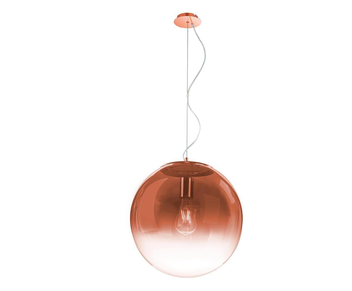 Lampada a sospensione Ball ottone Westwing Lampade