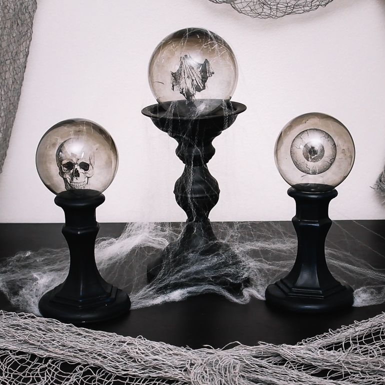 DIY Halloween Decorations Straight From Your Nightmares Cool - make halloween decoration