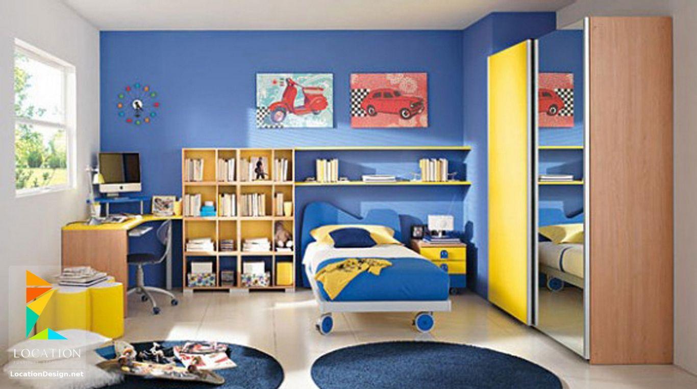 Sprint camerette ~ غرف نوم اطفال مودرن 2017 2018 modern kids room لوكشين ديزين