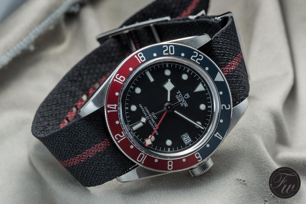 The Tudor Black Bay Gmt The Baselworld 2018 Shocker Tudor Black Bay Tudor Minimalist Watch Women
