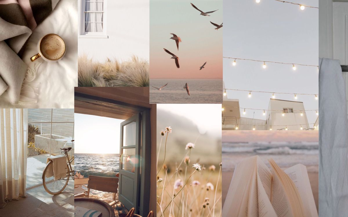 soft vibrance | Aesthetic desktop wallpaper, Mac wallpaper ...