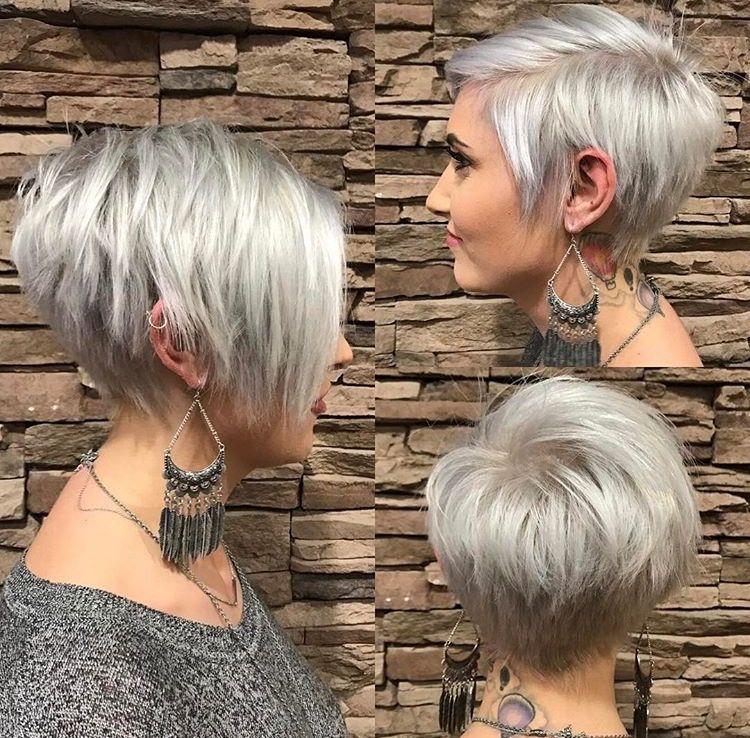 Short Pixie Hairstyle For Women Hair Pinterest Short Pixie