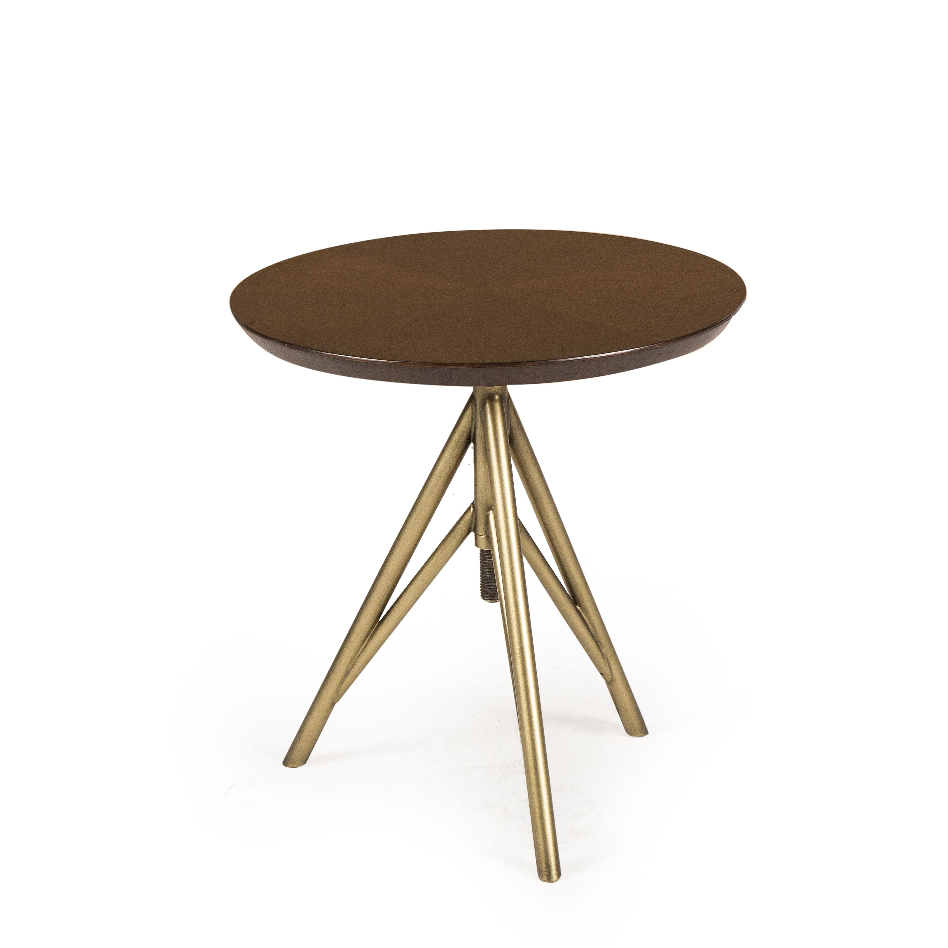 Living Room Durham Collection Durham Round Side Table A Round Side Table Featuring A Wooden Top With Side Table Round Side Table Adjustable Coffee Table [ 3249 x 3250 Pixel ]