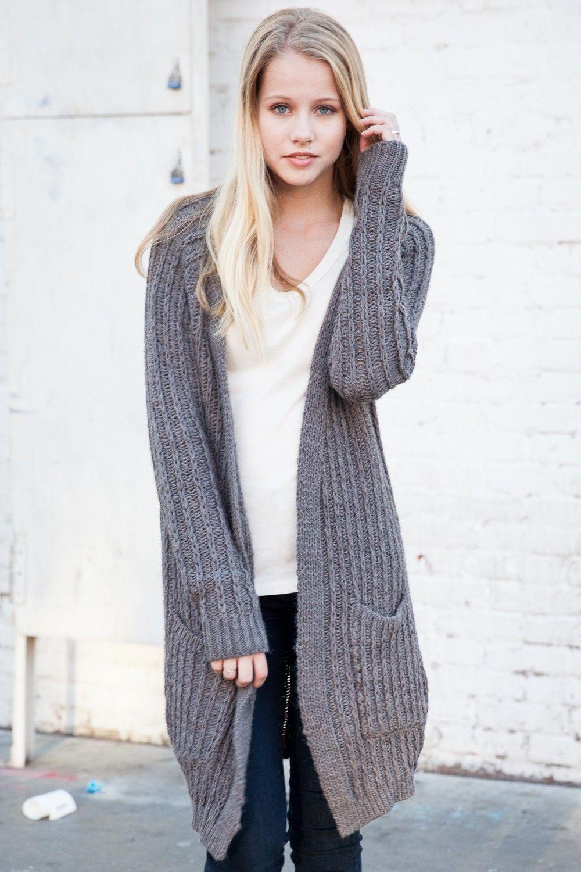 Brandy Melville Hanalei Cardigan Cardigans Sweaters
