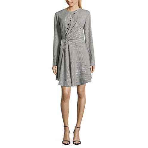 af48bb23fe4 Buy Project Runway Challenge Winner Gingham Shirt Dress at JCPenney.com  today and enjoy great savings.
