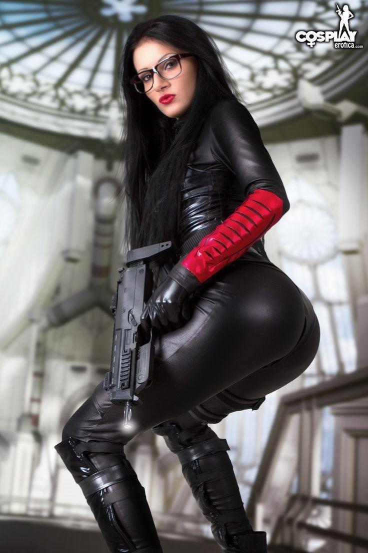 baroness cosplay erotica Gi joe