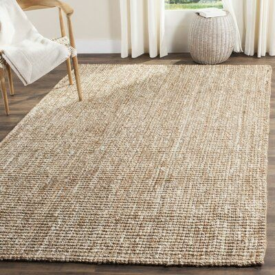 Mistana™ Oliver Handwoven Natural/Ivory Area Rug | Birch Lane