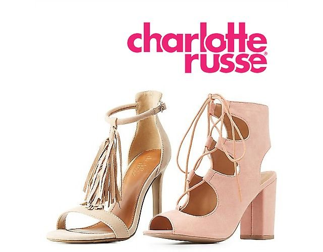 Charlotte Russe has created a Make It Yours campaign, partnering with successful women to inspire women worldwide. Check it out to get some fashion tips and life inspiration at the same time! Consider gifting someone in your life a Charlotte Russe e-gift card; it provides all the benefits of a normal gift card, but can't be lost or stolen!/5(47).