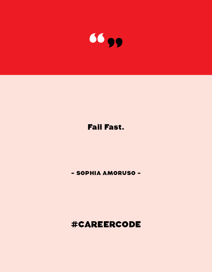 e441892da613 How to Impress Nasty Gal s Sophia Amoruso in a Job Interview via   WhoWhatWear