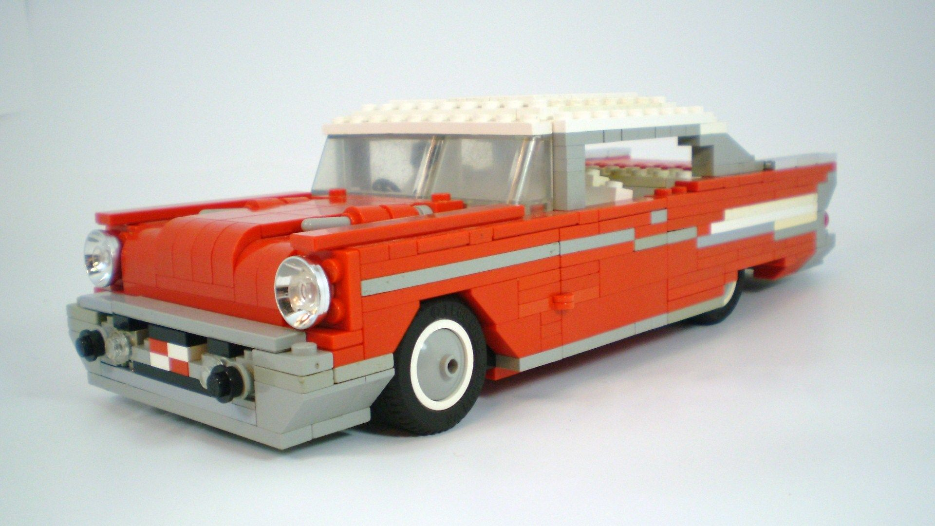 Brickshelf Gallery 1957 Chevrolet Bel Air Coupe Jpg Lego Cars
