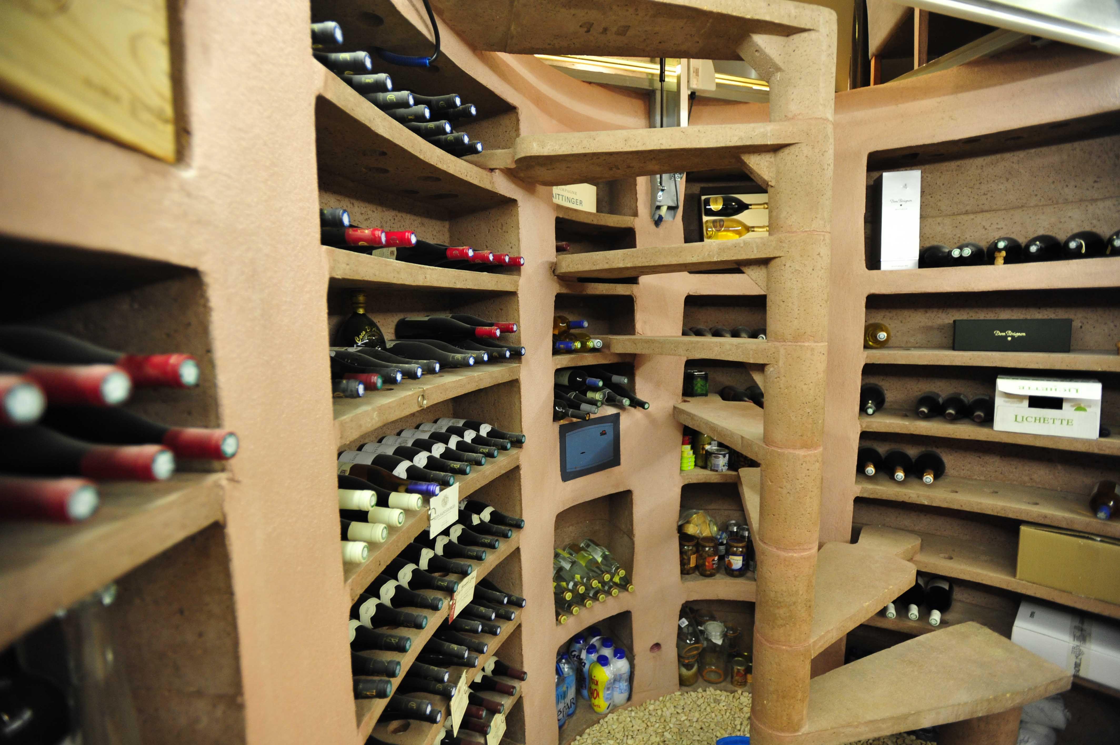 Stockez Et Organisez Vos Bouteilles De Vins Dans La Cave