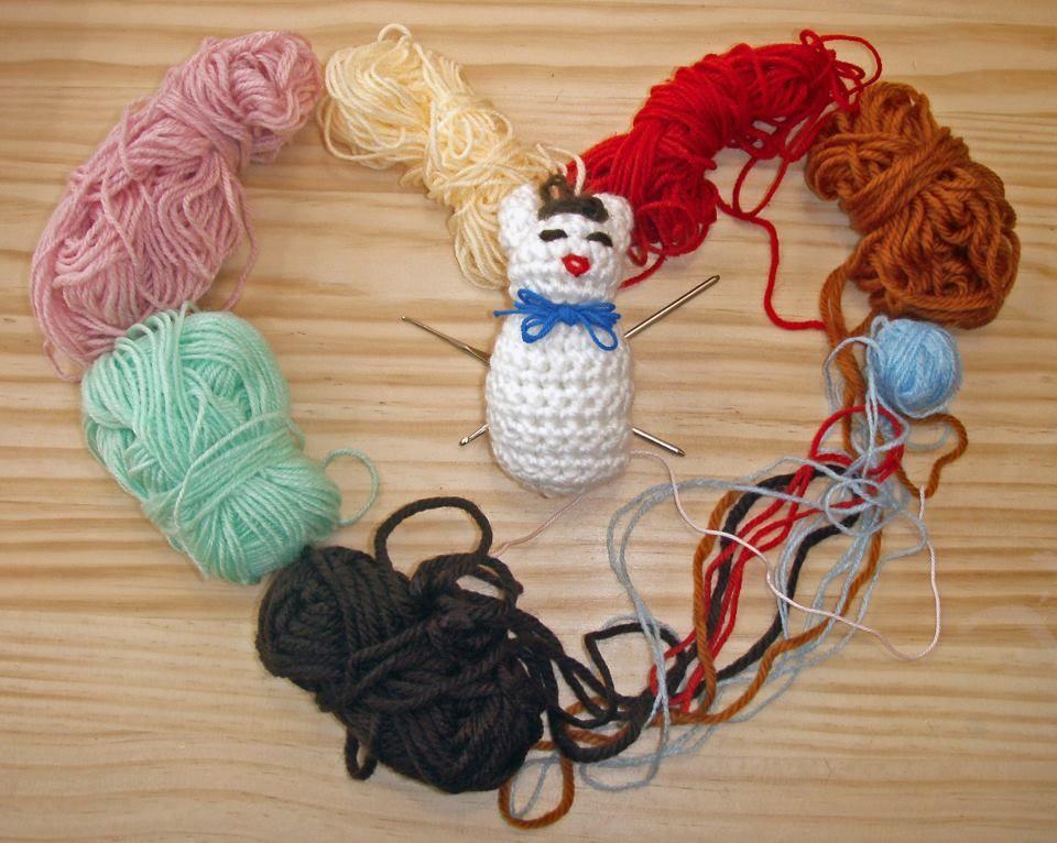 Disfruta de los cursos de crochet (ganchillito de toda la vida) en DODO ^-^
