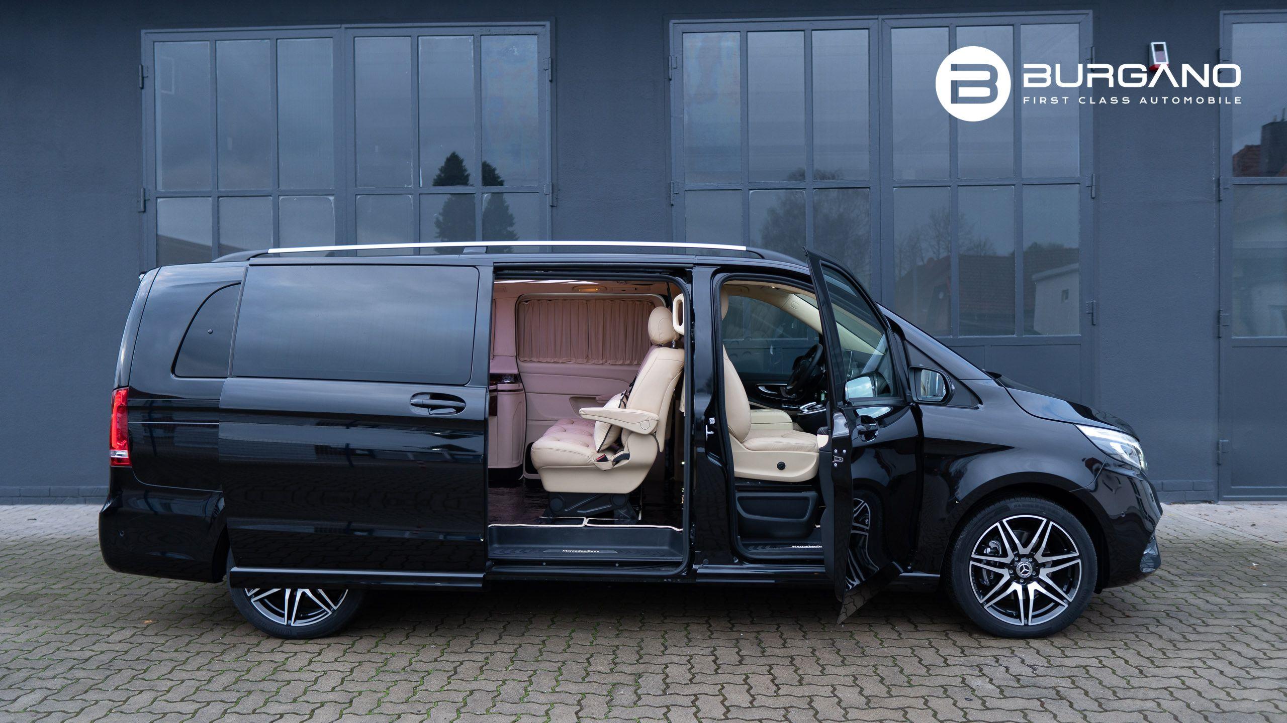 29+ Most luxurious minivan dekstop