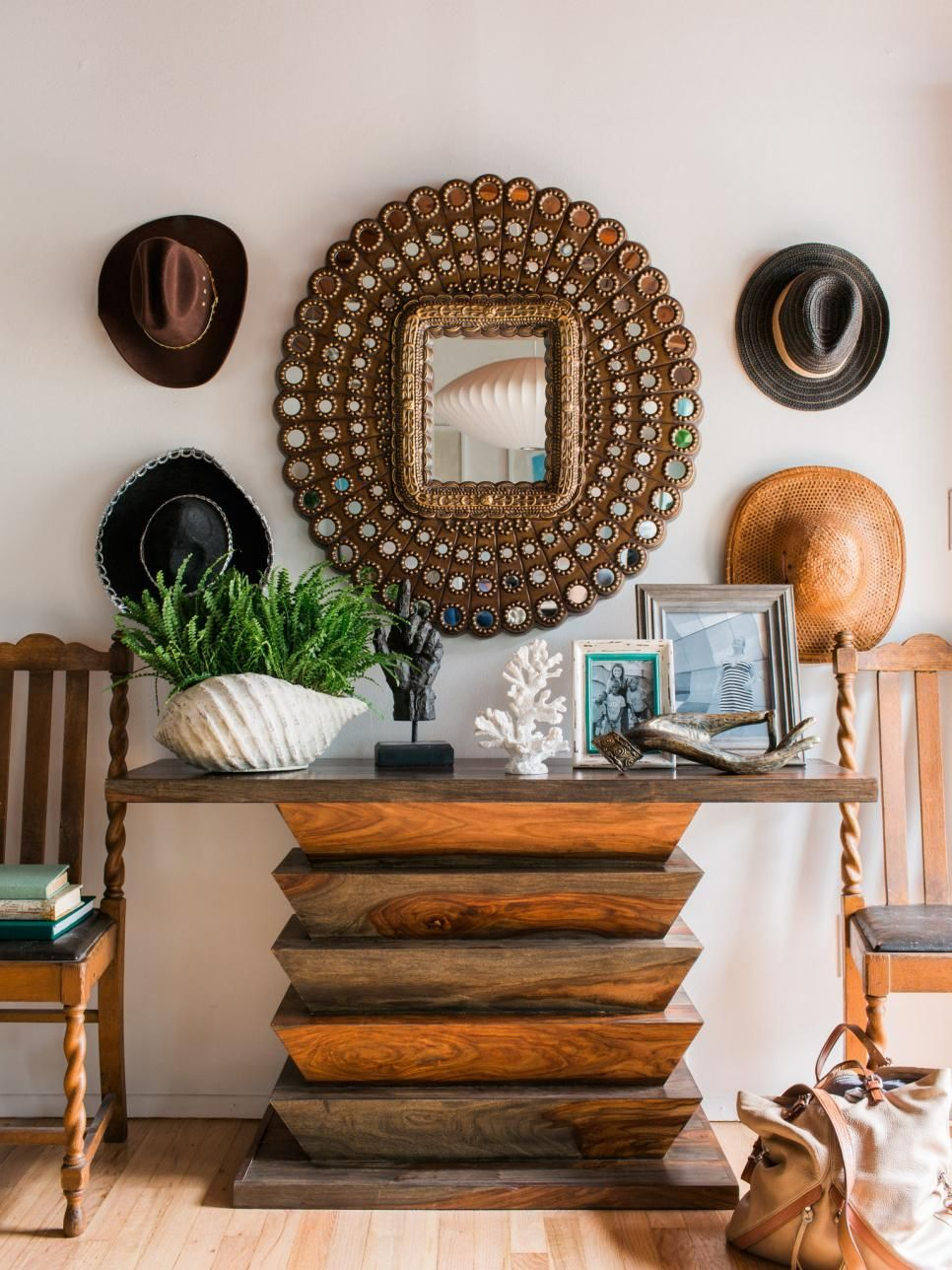 13 Ways to Decorate With Texture | 2016 | HGTV >> http ...