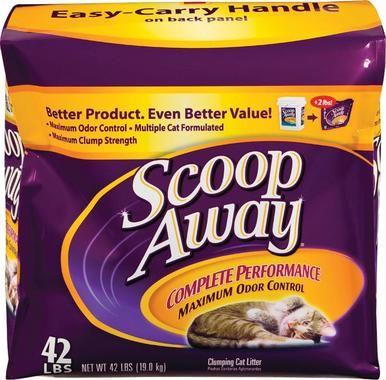 Scoop Away Complete Performance Multicat Litter
