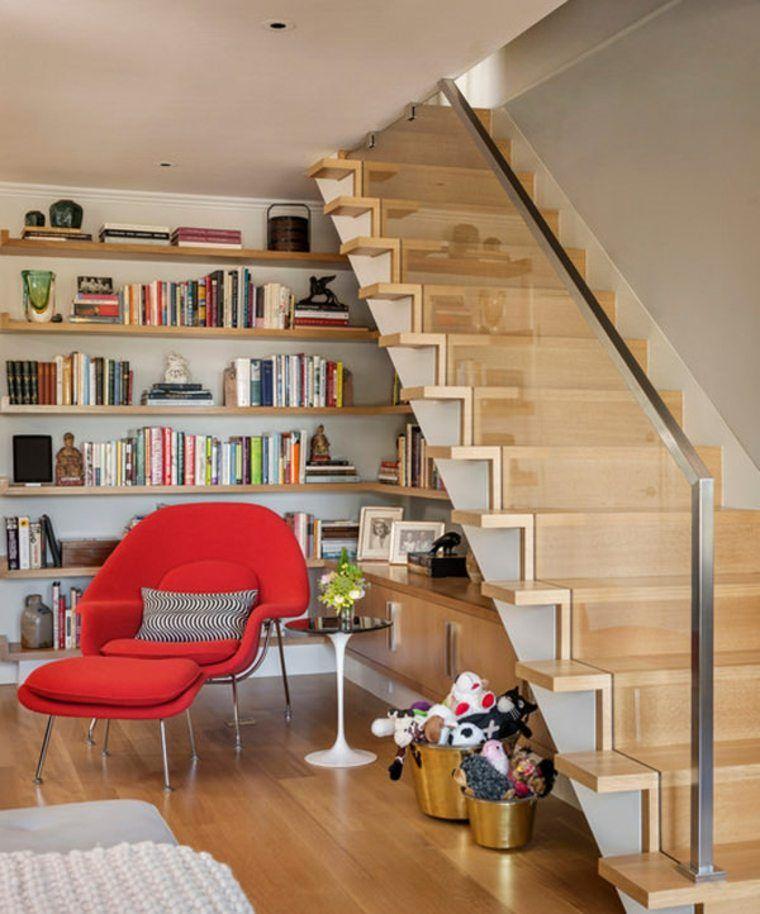 Rangement Sous Escalier Pour Optimiser L Espace Meuble Sous