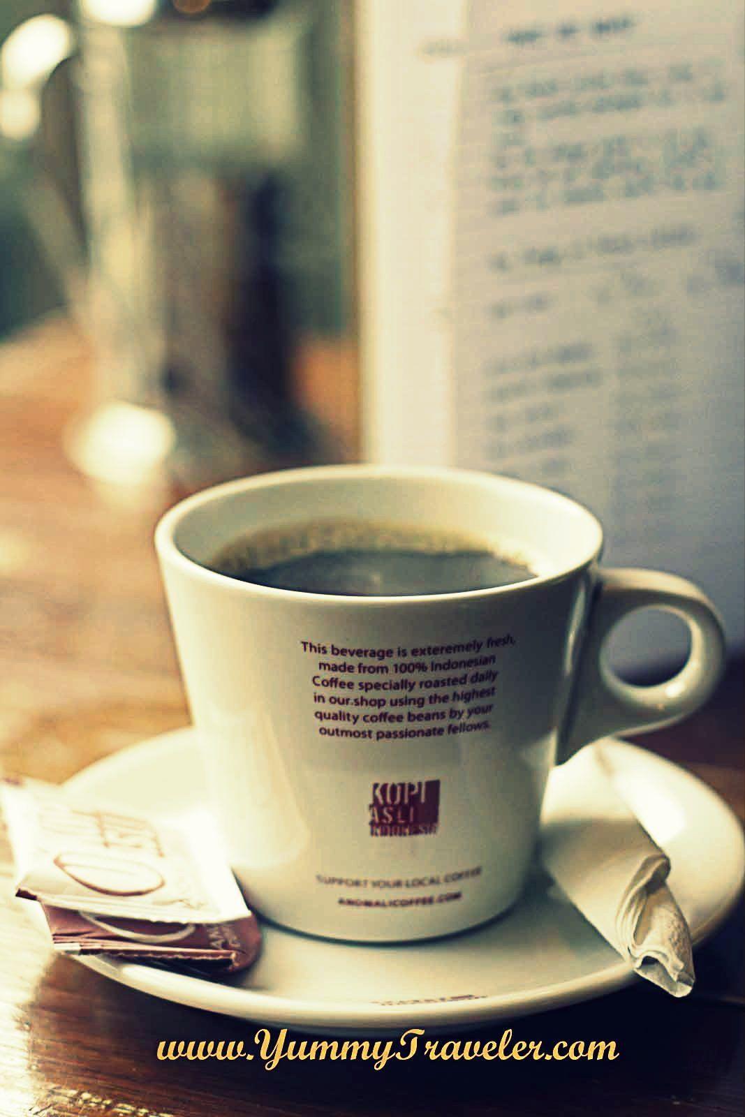 Toraja Kalosi Coffee from Indonesia Coffee uses, Coffee